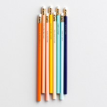 GOD'S WORDS - INSPIRATIONAL SET OF 8 PENCILS