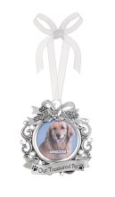 MEMORIAL PHOTO ORNAMENT - PET