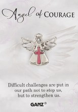PIN ANGEL OF COURAGE