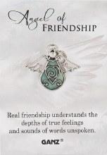 PIN ANGEL OF FRIENDSHIP