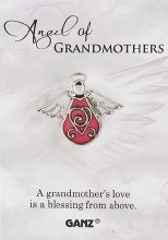 PIN ANGEL OF GRANDMOTHERS