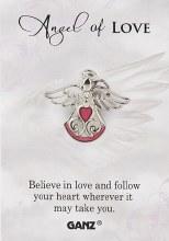 PIN ANGEL OF LOVE