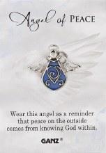 PIN ANGEL OF PEACE