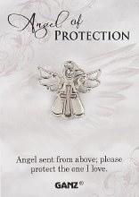 PIN ANGEL OF PROTECTION