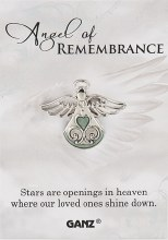 PIN ANGEL OF REMEMBRANCE
