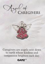 PIN ANGEL OF STRENGTH