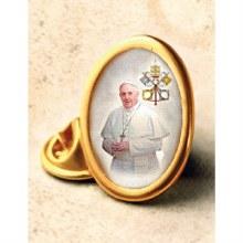 POPE FRANCIS LAPEL PIN
