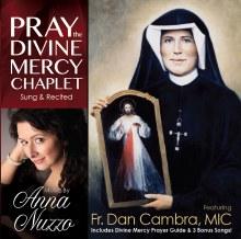 PRAY THE DIVINE MERCY CHAPLET CD