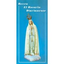 SPANISH PRAY THE ROSARY DAILY