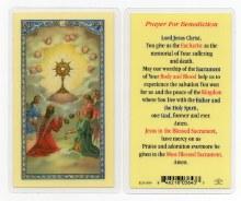 PRAYER FOR BENEDICTION