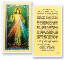 LAS PROMESAS DE JESUS MISERICORDIOSO