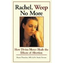 RACHEL, WEEP NO MORE