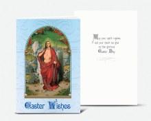 RESURRECTION OF JESUS EASTER CARD