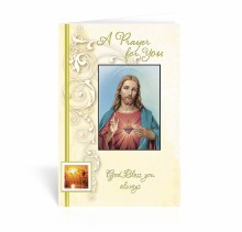 A PRAYER FOR YOU BLESS YOU ALWAYS CARD
