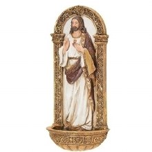 SHJ HOLY WATER FONT 7.25""