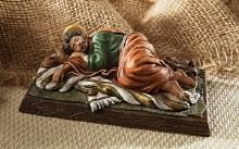 SLEEPING ST JOSEPH STATUE