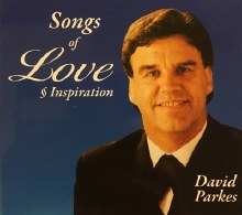 SONGS OF LOVE CD DAVID PARKES