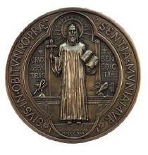 ST BENEDICT MEDAL DOUBLE SIDED