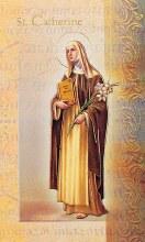 ST CATHERINE SIENA BIO BOOKLET