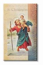 ST CHRISTOPHER BIO BOOKLET