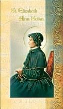 ST ELIZABETH ANN SETON BIO BOOKLET