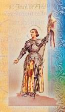 ST JOAN OF ARC BIO BOOKLET
