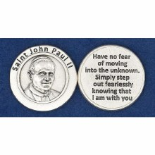 ST JOHN PAUL II POCKET COIN