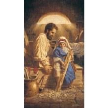 ST. JOSEPH CANVAS, GALLERY WRAP