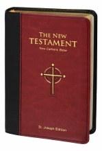 ST JOSEPH NEW CATHOLIC BIBLE NEW TESTAMENT
