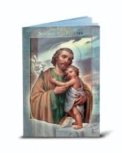 ST JOSEPH NOVENA & PRAYERS BOOKLET