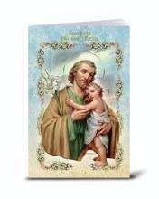 SPANISH ST JOSEPH NOVENA & PRAYERS