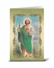 SPANISH ST JUDE NOVENA & PRAYERS BOOKLET