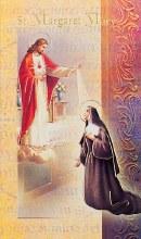ST MARGARET MARY BIO BOOKLET