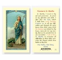 NOVENA TO ST MARTHA