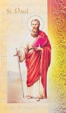 ST PAUL BIO BOOKLET