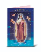 ST THERESE NOVENA & PRAYERS BOOKLET