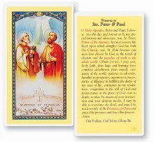 NOVENA TO STS. PETER & PAUL
