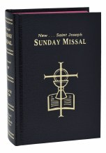 SUNDAY MISSAL/ BLACK