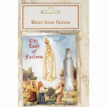 WATER FROM FATIMA