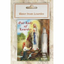 WATER FROM LOURDES