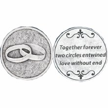 UNITY WEDDING/ANNIVERSARY POCKET COIN