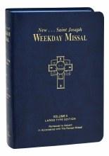 ST JOSEPH WEEKDAY MISSAL VOL II