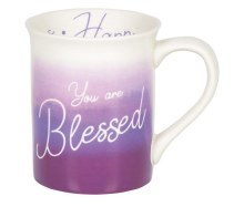 YOU ARE BLESSED MUG
