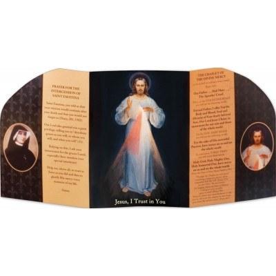 DIVINE MERCY TRI-FOLD
