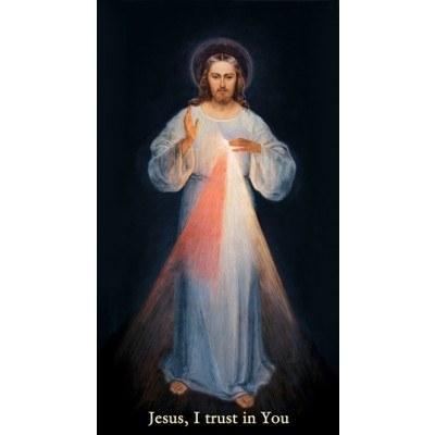 VILNIUS DIVINE MERCY CANVAS GALLERY-WRAPPED