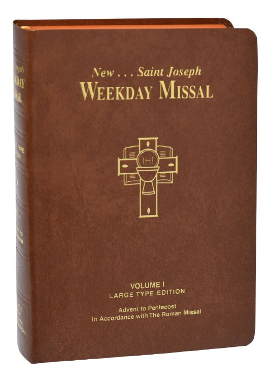 ST JOSEPH WEEKDAY MISSAL VOL I