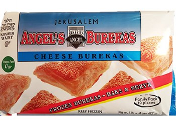 Angels Burekas Cheese 16 oz