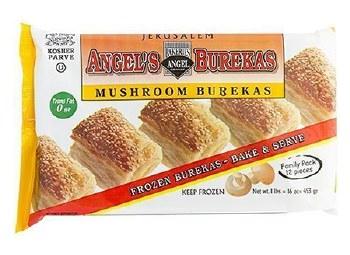 Angels Burekas Mushroom 16 oz