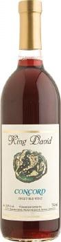 King David Concord 750 ml