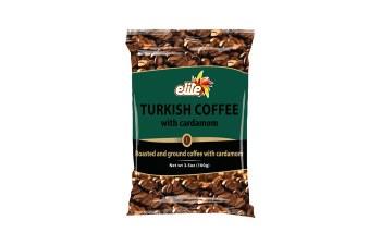 Elite Turkish Coffee Cardamon 3.5 oz